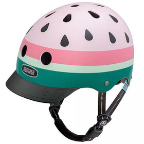 Nutcase Little Nutty Street Helmet Barn modern melon